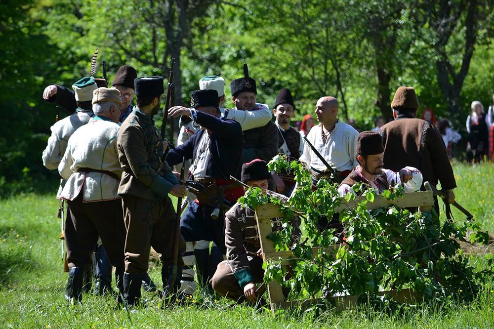 Освобождението на Севлиево от турско иго